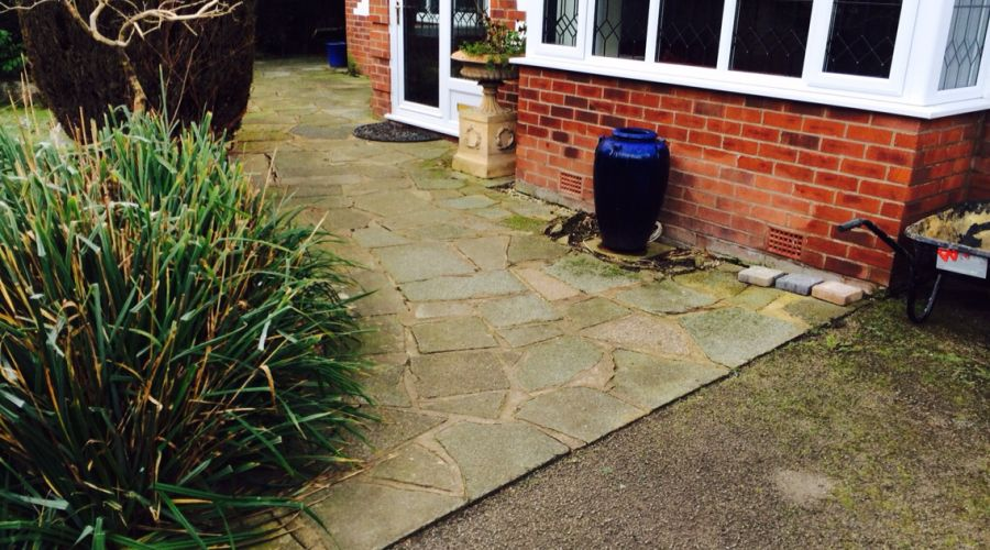 indian stone used for patio in county-durham