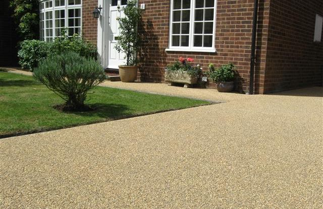 recent project for resin driveways in county-durham
